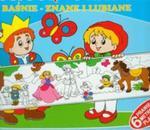 Baśnie znane i lubiane Koloruję plakaty w sklepie internetowym Booknet.net.pl