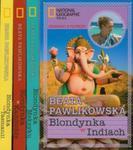 Blondynka w Indiach / Blondynka w Meksyku / Blondynka w Kambodży / Blondynka na Tasmanii w sklepie internetowym Booknet.net.pl
