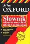 Mini słownik niemiecko-polski, polsko-niemiecki (35 tys. haseł) w sklepie internetowym Booknet.net.pl