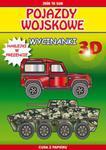 Pojazdy wojskowe Wycinanki 3D w sklepie internetowym Booknet.net.pl