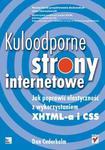 Kuloodporne strony internetowe. Jak poprawić elastyczność z wykorzystaniem XHTML-a i CSS w sklepie internetowym Booknet.net.pl