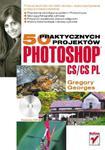 Photoshop CS/CS PL. 50 praktycznych projektów w sklepie internetowym Booknet.net.pl