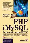 PHP i MySQL. Tworzenie stron WWW. Vademecum profesjonalisty. Wydanie trzecie w sklepie internetowym Booknet.net.pl