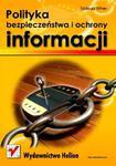 Polityka bezpieczeństwa i ochrony informacji w sklepie internetowym Booknet.net.pl