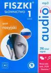 FISZKI audio język rosyjski Słownictwo 1 w sklepie internetowym Booknet.net.pl