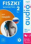 FISZKI audio język rosyjski Słownictwo 2 w sklepie internetowym Booknet.net.pl