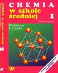 Chemia w szkole średniej w sklepie internetowym Booknet.net.pl