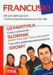 Francuski dla początkujących i średniozaawansowanych (A1-B1) w sklepie internetowym Booknet.net.pl