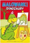 Malowanki Dinozaury w sklepie internetowym Booknet.net.pl