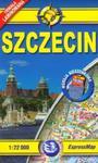 Plan miasta. Szczecin. 1:22 000 Midi Laminowany kieszonkowy w sklepie internetowym Booknet.net.pl