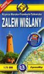 Zalew Wiślany mapa turystyczna 1:75 000 w sklepie internetowym Booknet.net.pl