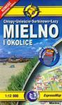 Mielno i okolice plan miasta 1:12 000 w sklepie internetowym Booknet.net.pl