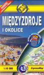 Międzyzdroje i okolice plan miasta 1:10 000 w sklepie internetowym Booknet.net.pl