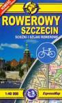 Rowerowy Szczecin ścieżki i szlaki rowerowe w sklepie internetowym Booknet.net.pl