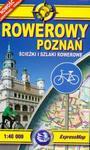 Rowerowy Poznań ścieżki i szlaki rowerowe w sklepie internetowym Booknet.net.pl