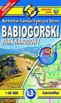 Babiogórski Park Narodowy 1:50 000 w sklepie internetowym Booknet.net.pl