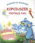 Kopciuszek. Piotruś Pan w sklepie internetowym Booknet.net.pl