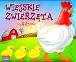 Wiejskie zwierzęta i ich dzieci. Otwórz okienko w sklepie internetowym Booknet.net.pl
