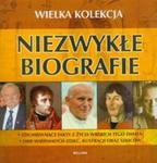 Niezwykłe biografie. Wielka kolekcja w sklepie internetowym Booknet.net.pl