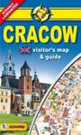 Cracow plan miasta 1:20 000 w sklepie internetowym Booknet.net.pl