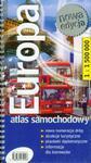 Europa atlas samochodowy 1:1 500 000 w sklepie internetowym Booknet.net.pl