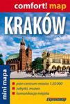 Kraków mini mapa 1:20 000 w sklepie internetowym Booknet.net.pl