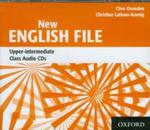 New English File Upper Intermediate Class Audio CD w sklepie internetowym Booknet.net.pl