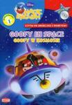 Czytaj po angielsku z Disneyem! - Goofy w kosmosie z płytą CD w sklepie internetowym Booknet.net.pl