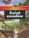Świat owadów. Pierwsza biblioteka wiedzy w sklepie internetowym Booknet.net.pl