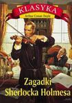 Zagadki Sherlocka Holmesa w sklepie internetowym Booknet.net.pl