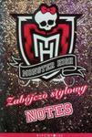 Monster High 1 Zabójczo stylowy notes w sklepie internetowym Booknet.net.pl