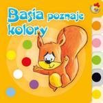Basia poznaje kolory w sklepie internetowym Booknet.net.pl