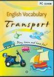 English Vocabulary Transport w sklepie internetowym Booknet.net.pl