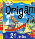 Origami dla dzieci Podróż w sklepie internetowym Booknet.net.pl