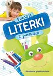 Poznaję literki z pieskiem Akademia przedszkolaka w sklepie internetowym Booknet.net.pl