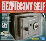 Bezpieczny sejf w sklepie internetowym Booknet.net.pl