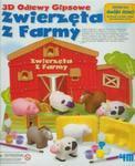 Odlewy gipsowe - Zwierzęta z farmy w sklepie internetowym Booknet.net.pl