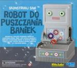 Robot do puszczania baniek w sklepie internetowym Booknet.net.pl