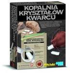 Kopalnia kryształów kwarcu w sklepie internetowym Booknet.net.pl