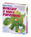 Zrób to sam - Dinozaur z masy papierowej w sklepie internetowym Booknet.net.pl
