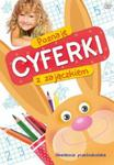 Akademia przedszkolaka Poznaję cyferki z zajączkiem w sklepie internetowym Booknet.net.pl