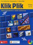 Klik-Plik. Klasa 4-6, szkoła podstawowa. Zajęcia komupterowe. Podręcznik (+CD) w sklepie internetowym Booknet.net.pl