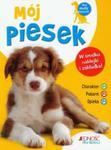 Mój piesek książeczka z naklejkami w sklepie internetowym Booknet.net.pl
