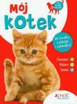 Mój kotek książeczka z naklejkami w sklepie internetowym Booknet.net.pl