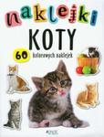 Naklejki Koty w sklepie internetowym Booknet.net.pl