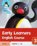 Pingu's English Early Learners English Course Level 3 w sklepie internetowym Booknet.net.pl