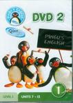 Pingu's English DVD 2 Level 1 w sklepie internetowym Booknet.net.pl
