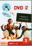 Pingu's English DVD 2 Level 3 w sklepie internetowym Booknet.net.pl