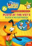 Magic English Czytaj po angielsku z Disneyem Pluto at the vet's z płytą CD w sklepie internetowym Booknet.net.pl