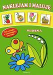 Naklejam i maluję. Wiosna w sklepie internetowym Booknet.net.pl